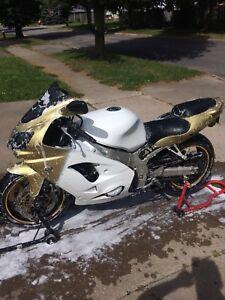 2001 Kawasaki zx9r