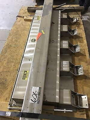 New Mpi Conveyor Plate Magnet Pm-000.69-ds-90-304-s Magnetic Products Quick Clea