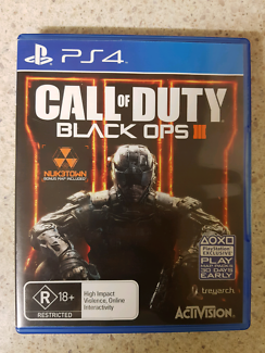 PS4 Call of Duty: Black Ops 3 with Nuketown DLC