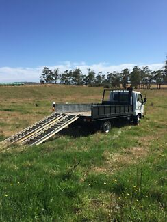 Tipper truck and driver $80ph