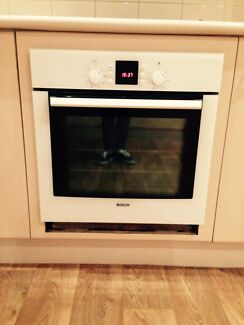 Bosch oven and cooktop Kogarah Rockdale Area Preview