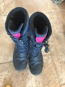 Girls Geox boots size 5.5