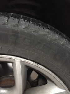 Michelin X Ice 245/50/18 tire bmw winter