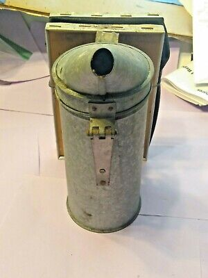 Vintage A.i. Root Quality Bee Hive Smoker