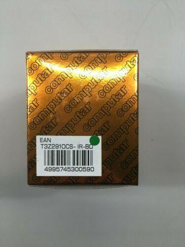 "Computar T3Z2910CS-IR-BD 1/3"" 2.9-8.2mm F1.0 Manual iris Monitoring Lens"