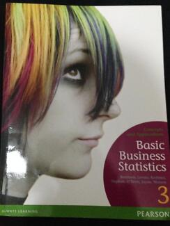 Basic Business Statistics (3rd Edition) Murwillumbah Tweed Heads Area Preview