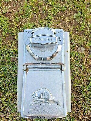 Beaver Gumball Candy Machine Coin Mechanism Dispenser