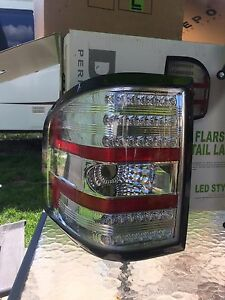 Led tail lamp for ford