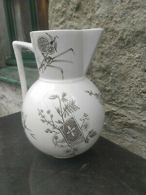 DRESSER STYLE AESTHETIC WASH JUG - 30cm Tall Maker HP & M CHESHIRE. Perfect
