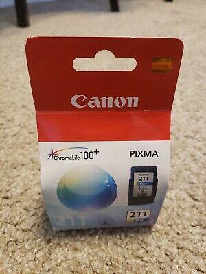 CL-211 Genuine Canon PIXMA Color Ink MP240 MP250 MP260 MP270 MP480 MP490 MX320  Canon Pixma Mx320 Colour