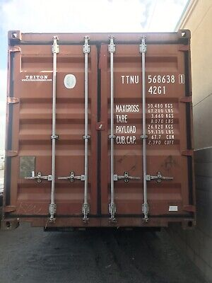 40 High Cube Shipping Containers For Sale Bloomington Ca