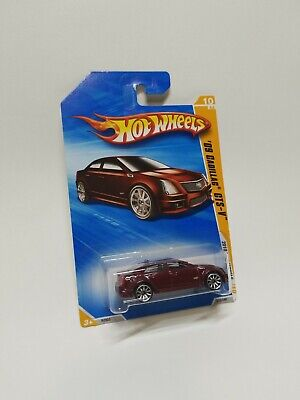 Hot Wheels '09 cadillac CTS-V 2010 new models ...
