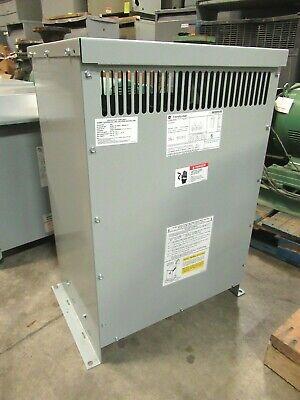 Ge 9t10a1543 45 Kva 3 240 X 480 Volt Transformer Ns- New -t1643