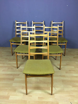 OB16-0070b-Mid Century-Paar Stühle-chairs-fifties-50s-60s-GDR