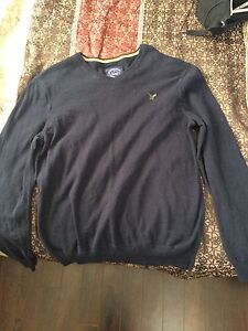Large American eagle sweater