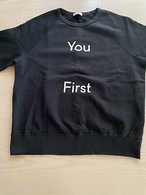 Acne Studios You first Sweatshirt Size L