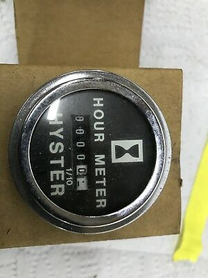 Hyster Fork Lift Truck Nos Hour Meter M-5674