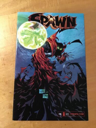 Spawn #119 image comics Nm-9.2 2002