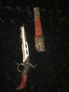 Gun holt dagger - decorative