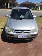 Getz 2005, 178k mileage, 3 months rego Bentley Canning Area Preview
