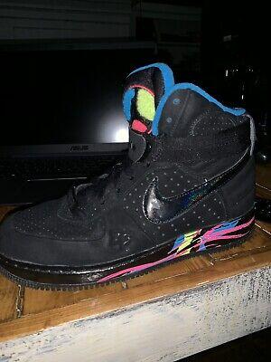 RARE 2008 Nike Air Jordan Best Of Both Worlds 136045-041 Black White Men's Sz