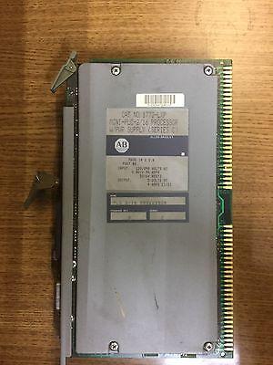 Allen Bradley Mini-plc-216 Processor Wpwr Supply Series C - Cat1772-lxp