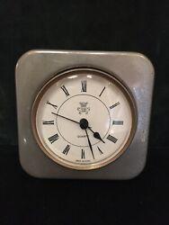 Vintage Quartz Table Desk Clock