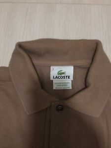 Genuine Lacoste polo size 3