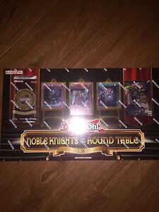 Yugioh noble knights of the round table