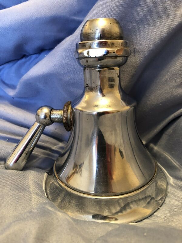 Antique Vintage Speakman Anystream shower head Art Deco