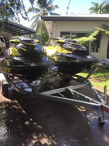 seadoo 215gtr x 2 Trinity Beach Cairns City Preview