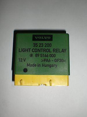 VOLVO 850 / C70 / V70 LIGHT CONTROL RELAY 3523200