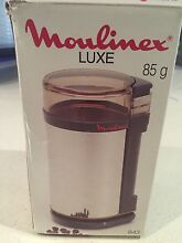 Moulinex luxe spice coffee grinder Walkerville Walkerville Area Preview
