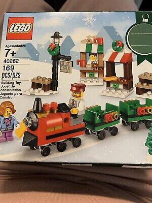 LEGO Seasonal Holiday Christmas - Christmas Train 40262 - New & Sealed c3