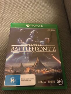 Star Wars Battlefront 2 Xbox One Lalor Whittlesea Area Preview