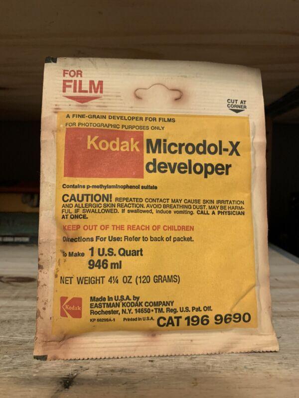 Kodak Microdol-X Film Developer 1 Quart