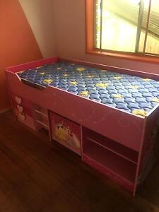 Disney princess single bed Epping Whittlesea Area Preview