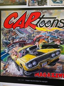 Wanted: CAR toons magazines