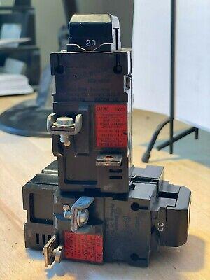 Ite P220 20amp 120240v 2 Pole Pushmatic Circuit Breaker Warranty