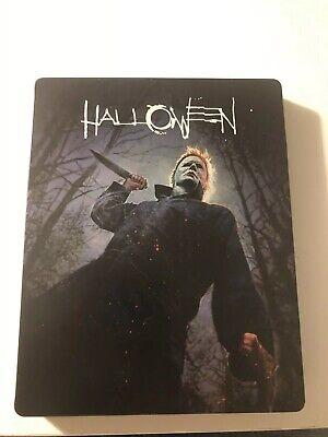 Best Halloween Movie 2019 (Halloween 2018 Blu-ray Best Buy Steelbook OOS/OOP NO)