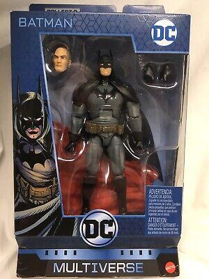 "DC Multiverse Batman Gotham by Gaslight 6"" Lex Luthor BAF Action Figure"