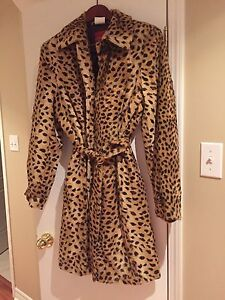 Gorgeous NEW Olsen Leopard Jacket Oakville / Halton Region Toronto (GTA) image 1