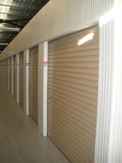 SECURE STORAGE UNITS FOR RENT