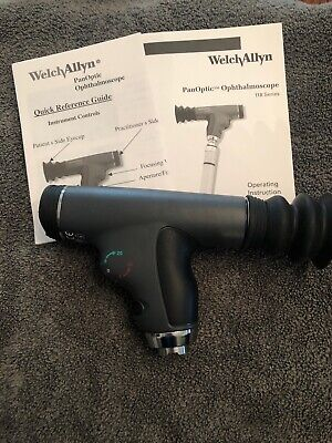 Welch Allyn Panoptic Wo Blue Filter