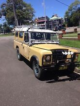 Land Rover series 3 1979 Charlestown Lake Macquarie Area Preview
