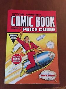 Overstreet Comic Book Price Guide 34th Edition