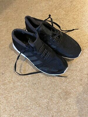Adidas LA Black Trainers UK Men's Size 8