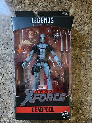 Marvel Legends X-Force Deadpool Hascon Exclusive