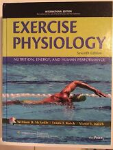 Textbook - Exercise Physiology (7th ed) Gordon Park Brisbane North East Preview