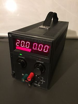 Sorensen Xantrex Xt 20-3 Programmable Power Supply 0-20v0-3a 60w